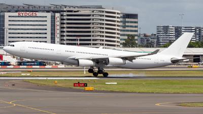 CS-TQY - Airbus A340-313X - Hifly
