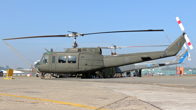 120 - Bell UH-1H Iroquois - Guatemala - Air Force
