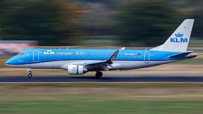 PH-EXG - Embraer 170-200STD - KLM Cityhopper