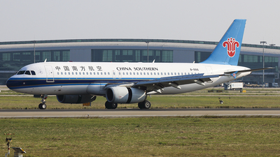 B-9916 - Airbus A320-232 - China Southern Airlines