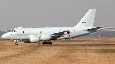 5516 - Kawasaki P-1 - Japan - Maritime Self Defence Force (JMSDF)