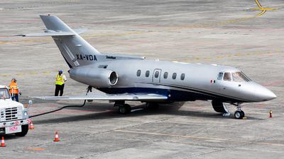 A picture of XAVDA - Hawker 800A - [258185] - © OSCAR GUILLEN
