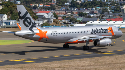 A picture of VHVFY - Airbus A320232 - Jetstar Airways - © Jack Walker