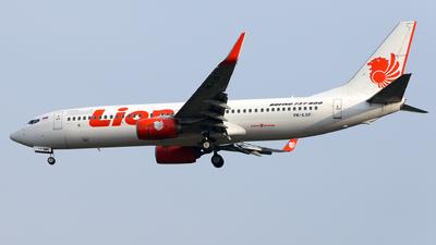 PK-LSF - Boeing 737-8GP - Lion Air