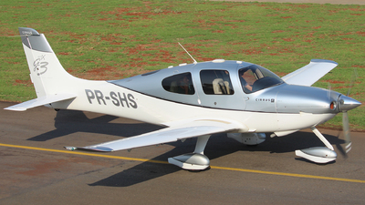 PR-SHS - Cirrus SR22-GTSx G3 - Private