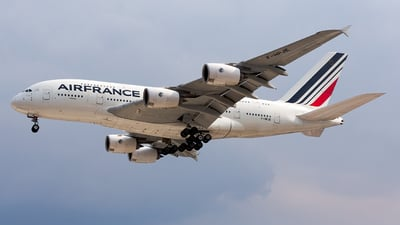 F-HPJE - Airbus A380-861 - Air France