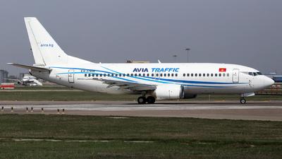 EX-37020 - Boeing 737-3L9 - ATC - Avia Traffic Company