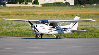 C-FEFY - Cessna 172K Skyhawk - Island Coastal Aviation