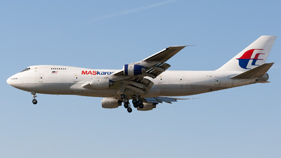 TF-ARJ - Boeing 747-236B(SF) - MASkargo (Air Atlanta Icelandic)