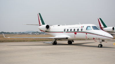 3913 - Gulfstream G150 - Mexico - Air Force