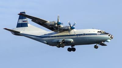 RA-11371 - Antonov An-12BP - KnAAPO