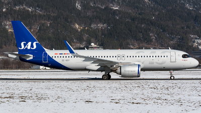 SE-ROY - Airbus A320-251N - Scandinavian Airlines (SAS)