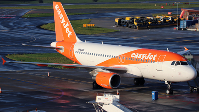 A picture of GEZGG - Airbus A319111 - easyJet - © n94504