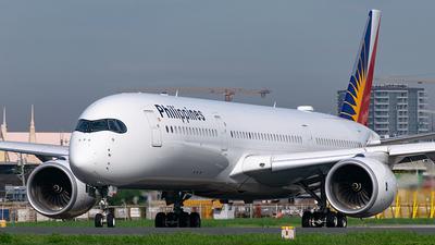 RP-C3506 - Airbus A350-941 - Philippine Airlines