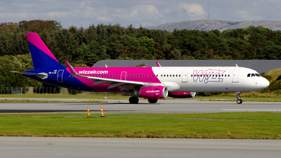 HA-LTG - Airbus A321-231 - Wizz Air