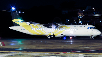 PR-PDN - ATR 72-212A(600) - VoePass Linhas Aéreas