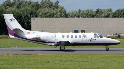 OE-GPS - Cessna 550B Citation Bravo - Tyrol Air Ambulance