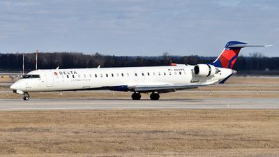 N491PX - Bombardier CRJ-900LR - Delta Connection (Endeavor Air)