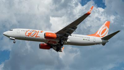 PR-GUE - Boeing 737-8EH - GOL Linhas Aéreas