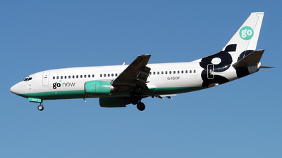 G-IGOF - Boeing 737-3Q8 - Go Fly