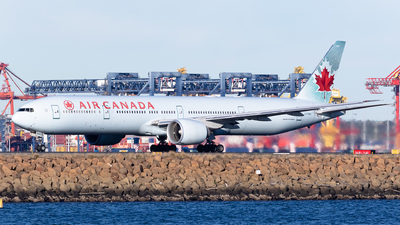 A picture of CFNNU - Boeing 777333(ER) - Air Canada - © Leon Aviation