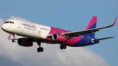 A picture of HALTG - Airbus A321231 - Wizz Air - © Pawel Cieplak