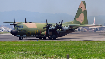 1303 - Lockheed C-130H Hercules - Taiwan - Air Force