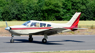 G-BMGB - Piper PA-28R-200 Cherokee Arrow - Private