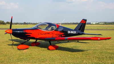 OK-WAZ61 - Roko Airplane NG6 UL - Private