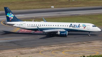 A picture of PRAZE - Embraer E190AR - Azul Linhas Aereas - © Lorenzo Afonso