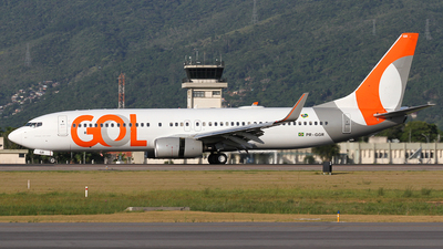 A picture of PRGGR - Boeing 7378EH - GOL Linhas Aereas - © Bruno Orofino