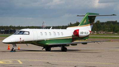 HB-VLX - Pilatus PC-24 - Private