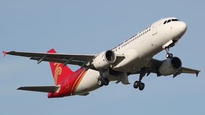 B-9910 - Airbus A320-214 - Shenzhen Airlines