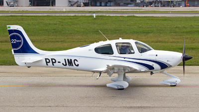 PP-JMC - Cirrus SR22 Max - Private