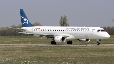 4O-AOB - Embraer 190-200LR - Montenegro Airlines