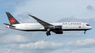 C-FVLZ - Boeing 787-9 Dreamliner - Air Canada