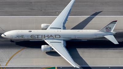 A6-ETL - Boeing 777-3FXER - Etihad Airways