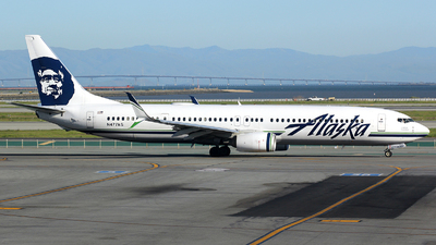 N477AS - Boeing 737-990ER - Alaska Airlines
