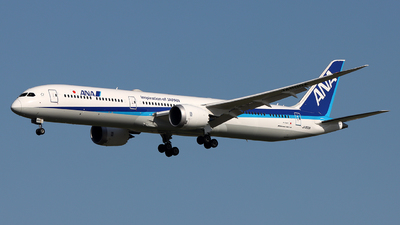 JA900A - Boeing 787-10 Dreamliner - All Nippon Airways (Air Japan)