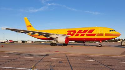 A picture of EIOZM - Airbus A300B4622R(F) - DHL - © Stefan Kronqvist