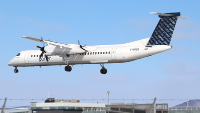 C-GKQG - Bombardier Dash 8-Q402 - Porter Airlines