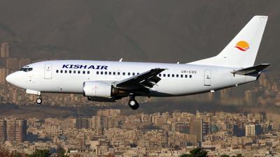 UR-CQS - Boeing 737-5Q8 - Kish Air