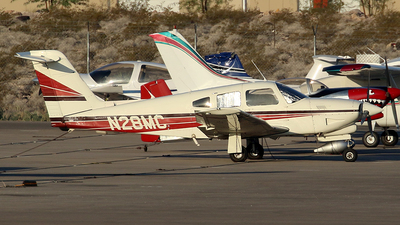 A picture of N28MC - Piper PA28RT201T - [28R7931271] - © Joshua Ruppert