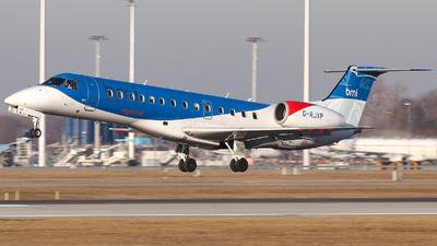 G-RJXP - Embraer ERJ-135LR - bmi Regional