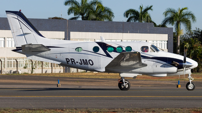 PR-JMO - Beechcraft C90GTi King Air - Private