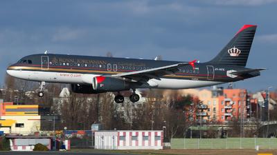JY-AYX - Airbus A320-232 - Royal Jordanian