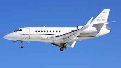 N971MT - Dassault Falcon 2000EX - Michelin Air Services