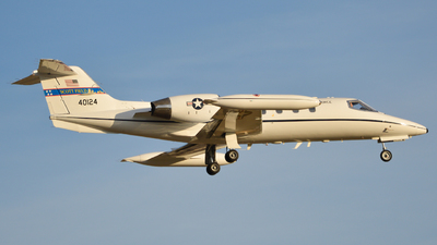 84-0124 - Gates Learjet C-21A - United States - US Air Force (USAF)