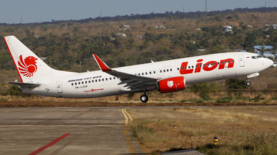 PK-LQW - Boeing 737-8GP - Lion Air