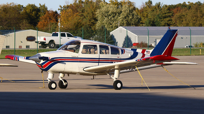 A picture of N33WA - Beech C23 Sundowner - [M1619] - © Zihaoo W & Donny H Photography